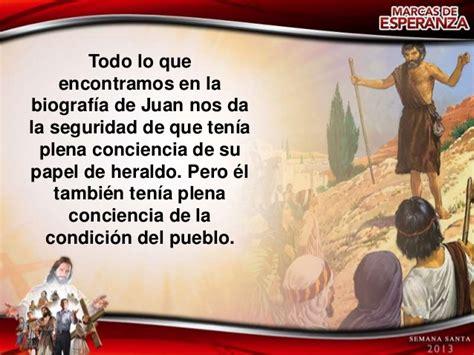 02. El mensaje de Juan el Bautista