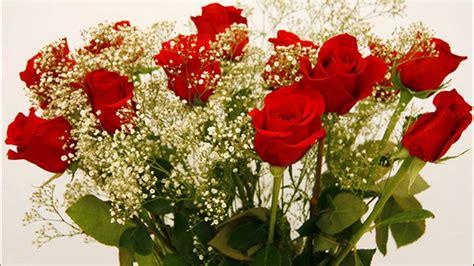 024 un ramo de flores rojas   YouTube