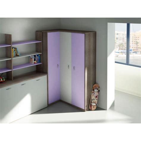 028 cama abatible horizontal con armario rinconero - www ...