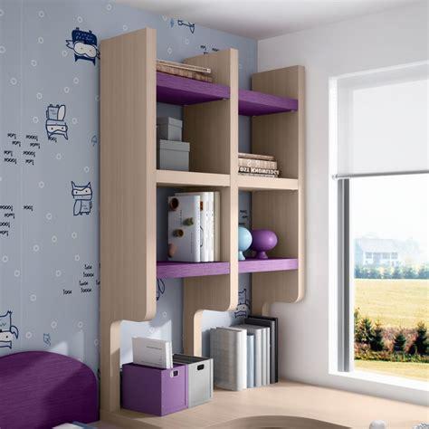 036 Mueble juvenil compacto, con mesa estudio y programa ...