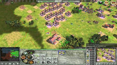 [08] Empire Earth II Multiplayer Gameplay 5-5 1 vs 3 ...