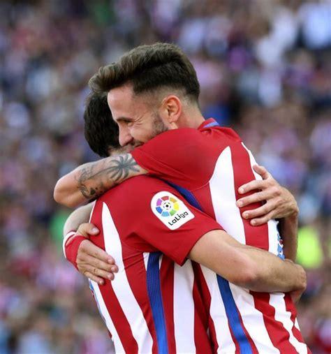 1-0. Saúl acerca el tercer puesto al Atlético