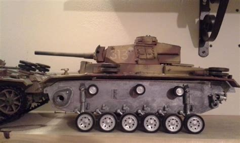 1 16 Rc Tank Metal   For Sale Classifieds