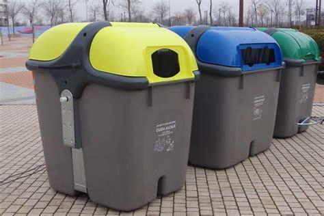 1.900 nuevos contenedores de basura para las calles de ...