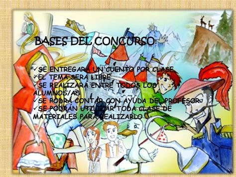 1º concurso de cuentos infantiles