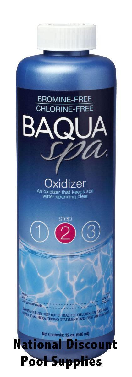 #1 Dealer of Baqua Spa Oxidizer