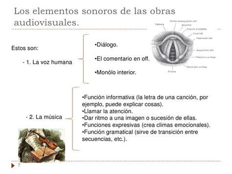1. FuncióN Expresiva Del Sonido. Caracteristicas Tecnicas