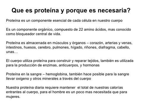 1 Proteina