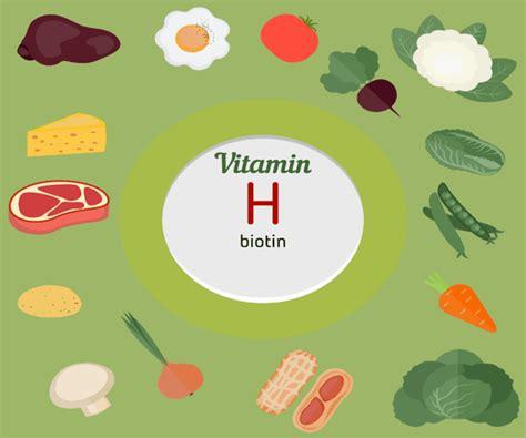 10 alimentos más ricos en vitamina B8 o Biotina
