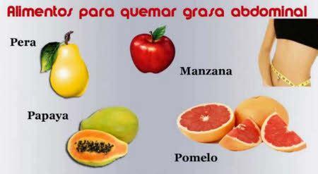 10 alimentos para eliminar grasa abdominal   Tu Revista ...