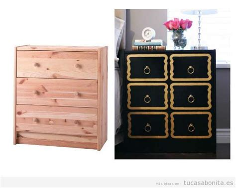 10 alucinantes ideas para modificar DIY muebles y ...