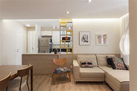 10 apartamentos pequenos e bem decorados com até 70 m² ...