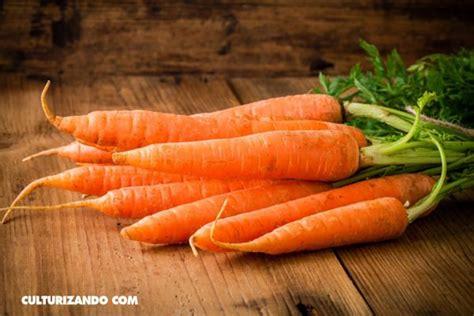 10 beneficios de la zanahoria