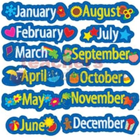 10 Best images about ♦Months Of The Year♦ on Pinterest ...