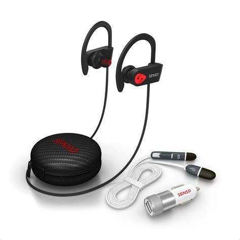 10 Best Wireless Waterproof Sports Earphones / Earbuds ...