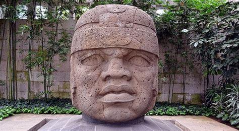 10 Características de los Olmecas