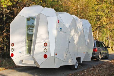 10 caravanas del futuro: viviendas temporales y de recreo ...