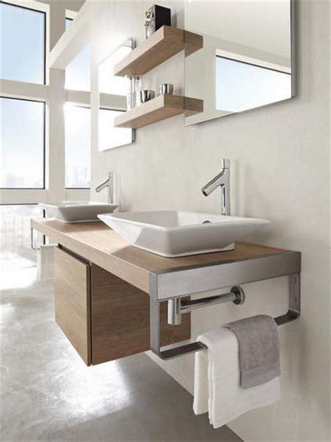 10 Casas de banho com mobiliário moderno ~ Decoração e Ideias