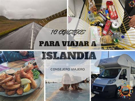 10 Consejos para viajar Islandia - Consejero Viajero