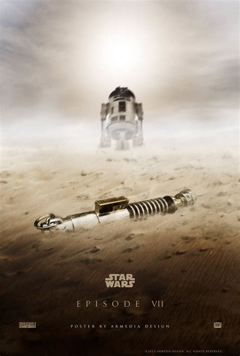 10 Coolest Star Wars Episode 7 Posters | EDMDroid