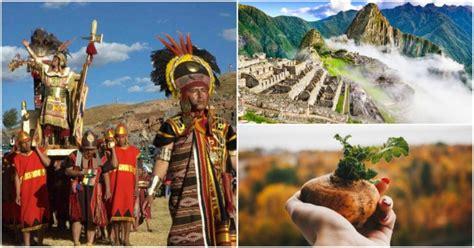 10 datos interesantes sobre los Incas que seguro no sabias