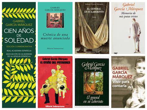 10 de los mejores libros de García Márquez pdf   E books y ...