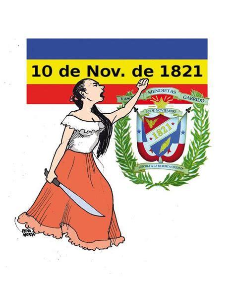 10 de noviembre: primer grito de independencia en la villa ...