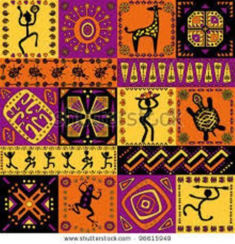 10 Facts about African Patterns | Fact File