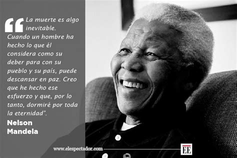 10 frases célebres de Nelson Mandela | ELESPECTADOR.COM