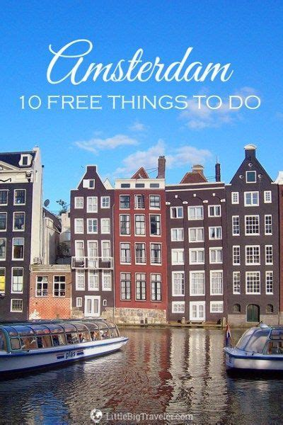 10 Free things to do in Amsterdam in 2018 | Amsterdam ...