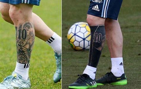 10 futbolistas aficionados a la tinta - Son muchos los ...