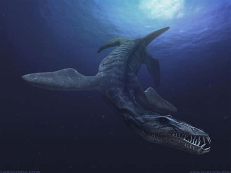 10 Giganteschi Mostri Preistorici che non erano Dinosauri ...