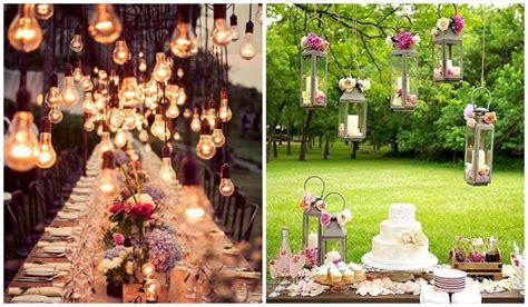 10 ideas colgantes para decorar tu boda | Nupcias Magazine