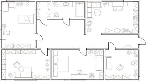 10 ideas de planos de casas o pisos de una sola planta ...