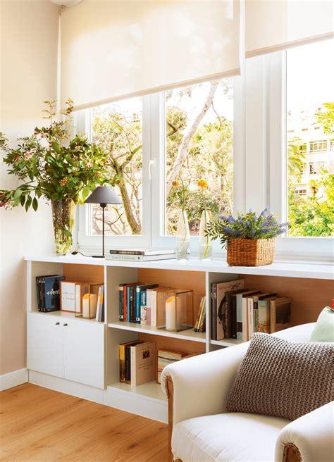 10 ideas geniales para salones pequeños