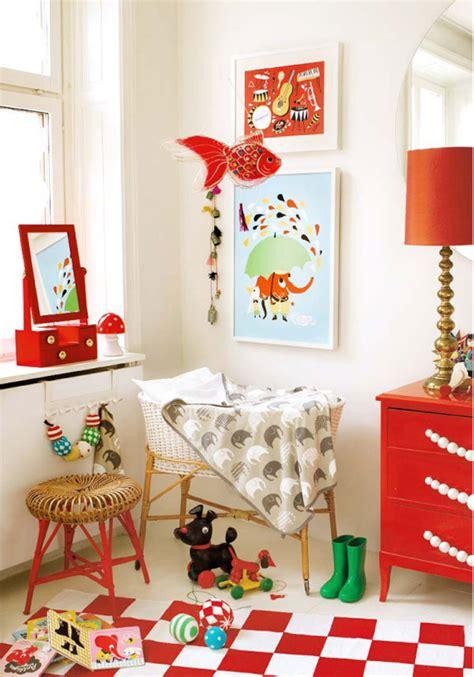 10 ideas para decorar la habitación del bebé   Pequeocio.com