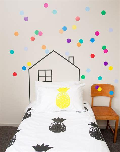 10 ideas para decorar una pared en el cuarto de los niños ...