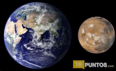 10 interesantes curiosidades sobre el planeta Marte