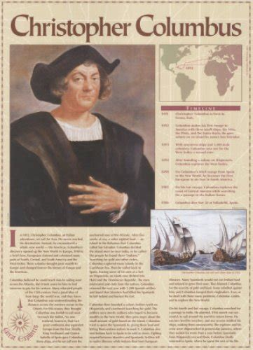 10 Interesting Christopher Columbus Facts | My Interesting ...