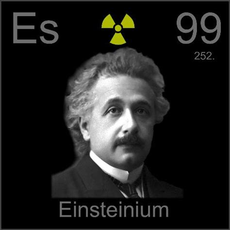 10 Interesting Einsteinium Facts | My Interesting Facts