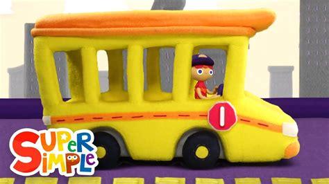 10 Little Buses | Kids Songs | Super Simple Songs - YouTube