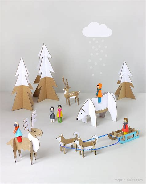 10 Manualidades para Niños con Cajas de Cartón   DecoPeques