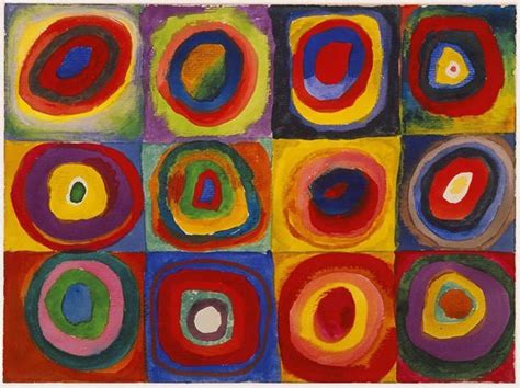 10 Most Famous Paintings by Wassily Kandinsky | Learnodo ...