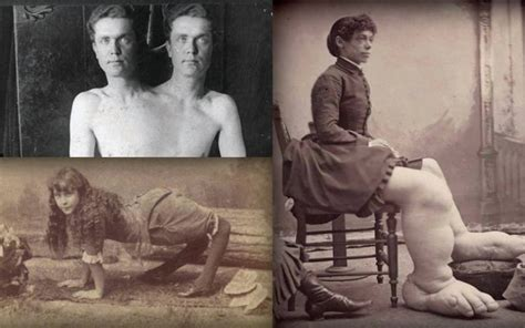 10 Most Shocking Old Freak Acts - Eskify