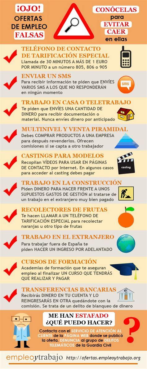 10 ofertas de trabajo falsas en Internet. ~ ESPAI DE ...