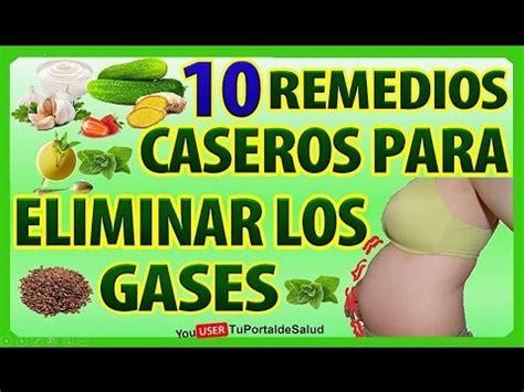 10 Remedios Naturales para los Gases- Aplana el Abdomen ...