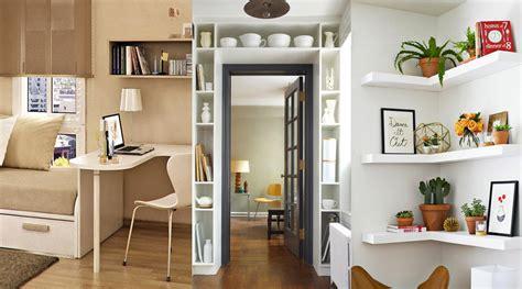 10 secretos e ideas para Decorar espacios pequeñosMonte ...