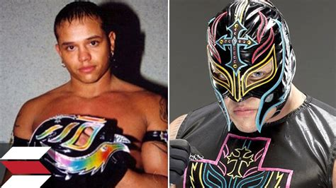 10 Secrets You Didn t Know About Rey Mysterio   YouTube