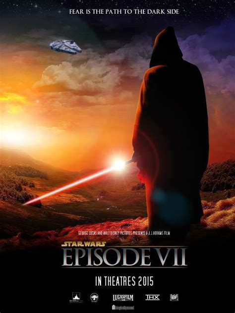 10  Star Wars: Episode 7  Posters Disney Should Actually Use