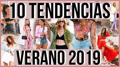 10 TENDENCIAS MODA PRIMAVERA VERANO 2019 | sophilosophie ...